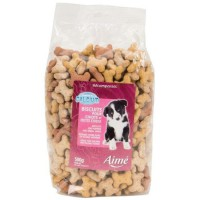 AIME Biscuits - Pour chiots et petits chiens - 500g