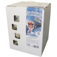 AIME Boules de Graisse - Pour oiseaux du ciel - 4,5 kg (x1)