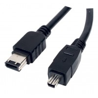 CABLE VIDEO NUMERIQUE FIREWIRE IEEE1394 - 5m