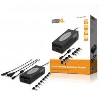 basicXL adaptateur universel pour notebook 120 W
