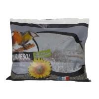 AIME Nourriture au tournesol - Pour Oiseaux - 1 kg (x1)