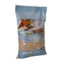 AIME Nourriture mélange avec Arachides et Raisins Secs - Pour les oiseaux du ciel - 700 g (x1)