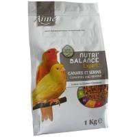 AIME Nutri'balance Expert Mélange de graines - Pour canaris et serins - 1kg