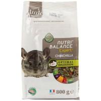 AIME Nutri'balance Expert Mélange de granules - Pour chinchilla - 800g