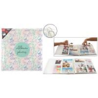 Album photo a 3 anneaux - 300 photos - 10 x 15 cm - Papillons