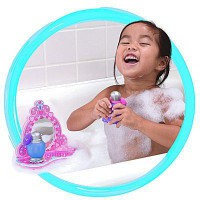 ALEX Jouet de bain - Belle dans le bain