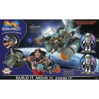 ALEX L'Explorateur des Etoiles Galax-Z - 372 pieces de ZOOB - A partir de 6 ans
