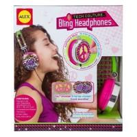 ALEX Personnalise ton casque Toys DIY Wear - Confortable - Rose fluo