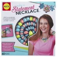ALEX Réalise ton collier personnalisé - Muni des accessoires - Avec de notice facile a suivre