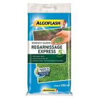 ALGOFLASH Semences gazon regarnissage express - 5 Kg