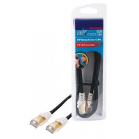 CABLE FTP CAT 5E CROISE HQ - 1m