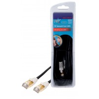 CABLE FTP CAT 5E CROISE HQ - 3m