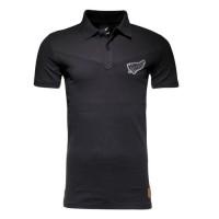ALL BLACKS Polo de rugby 16TH - Noir