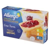 ALLERGO Crac'Form sans gluten, spécialité céréaliere diététique - 250 g