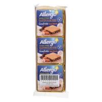 Allergo Gaufrettes chocolat amande - 63 g