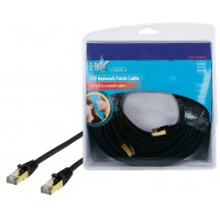 CABLE FTP CAT5E DROIT HQ - 25.00m