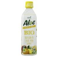 ALoe DRINK FOR LIFE Agrumes Bio Pet 500 ml