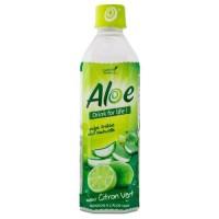 ALoe DRINK FOR LIFE Citron Vert Pet 500 ml