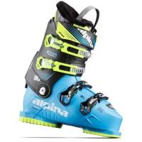 ALPINA Chaussures de ski Xtrack 90 Homme Bleu et Noir