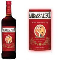 Ambassadeur rouge 1 litre