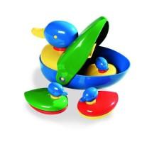 AMBITOYS La famille canards - 12 mois - Multicolore - Plastique - 17 x 8 x 12 cm