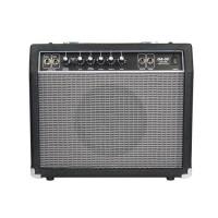 Ampli guitare 30 watts noir et gris