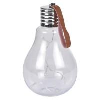 Ampoule a suspendre 11,5x11,5x20cm - Blanc