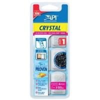 API Dose filtration Crystal T1 (x6) - Pour aquarium
