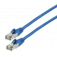 Valueline FTP CAT 6 network cable 20.0 m blue