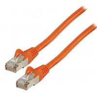 Valueline FTP CAT 6 network cable 20.0 m orange