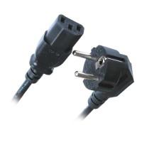 APM Câble d'Alimentation Secteur - Vde M / F - 3 Pôles - 1.8m