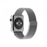 Apple Bracelet de montre connectée Milanese Loop pour iWatch - 42 mm