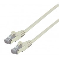 Valueline FTP CAT 6 network cable 0.25 m white