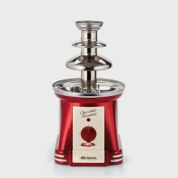 ARIETE 2962 Fontaine a chocolat - 90 W - 110/240 V - Rouge
