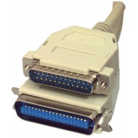 Valueline parallel printer cable 5.00 m