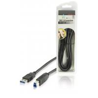 HQ câble USB 3.0 USB A mâle - USB B mâle 1.80 m