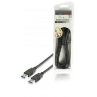 HQ câble USB 3.0 USB A mâle - USb A mâle 1.80 m