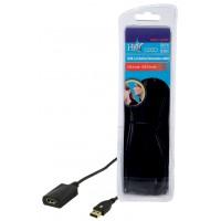 CABLE D'EXTENSION USB2.0 ACTIF HQ - 5m