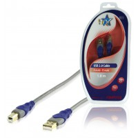 CABLE USB 2.0 STANDARD - 1.8m