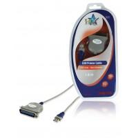 CABLE IMPRIMANTE USB STANDARD - 1.8M