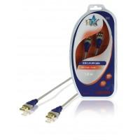 CABLE LAN USB 2.0 STANDARD - 1.8m