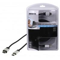 CABLE D'EXTENSION USB 2.0 - 3m