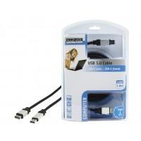CABLE USB 3.0 A-A M/F KÖNIG - 1.8m