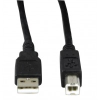 CABLE USB 2.0 A - B - 3m