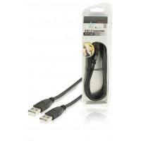 HQ câble USB 2.0 USB A mâle - USB A mâle 1.80 m