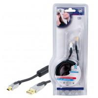 CABLE USB 2.0 HAUTE QUALITE - 1.8m