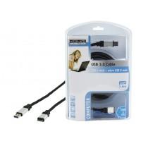 König câble USB 3.0 - micro USB