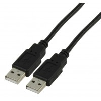 CABLE USB 2.0 A-A - 1.8m