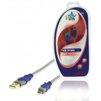 HQ câble USB 2.0 1.80 m