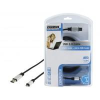 König câble USB 2.0 1.80 m